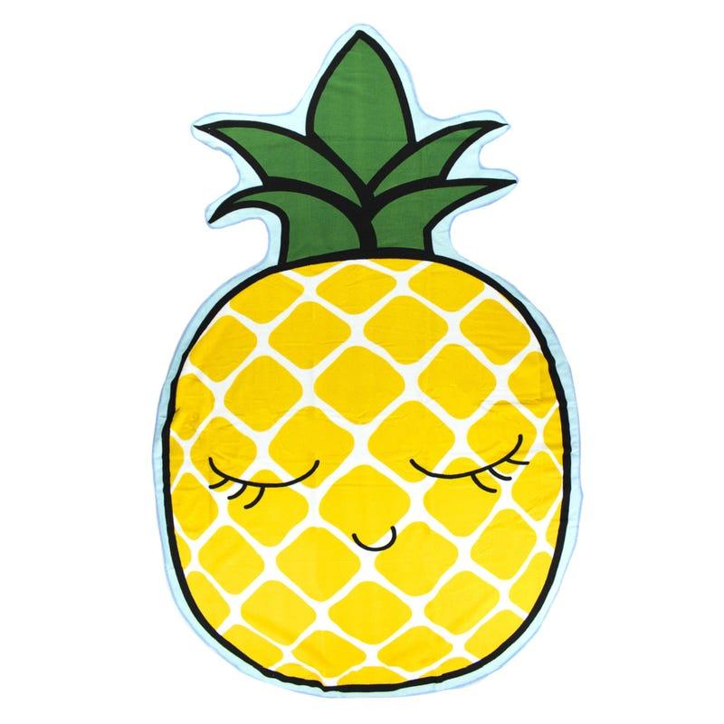 Beach Towel - Pineapple