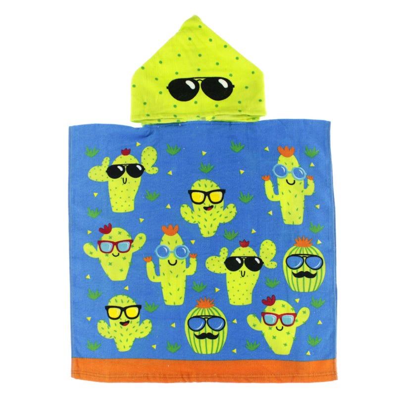 Hooded Towel Cactus