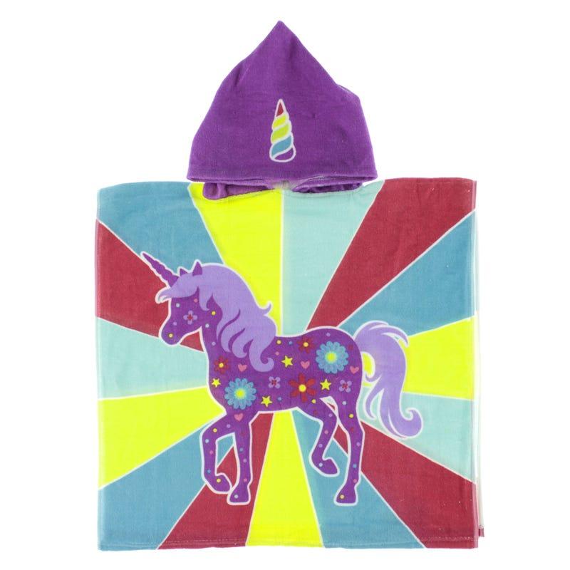 Towel Hooded - Unicorns