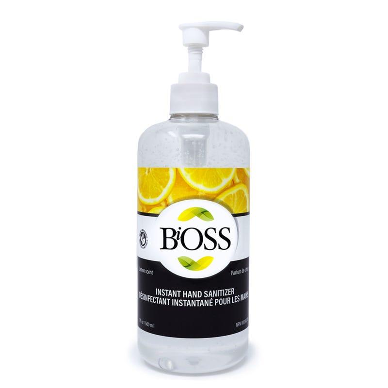 Désinfectant pour les Mains 500ml - Citron