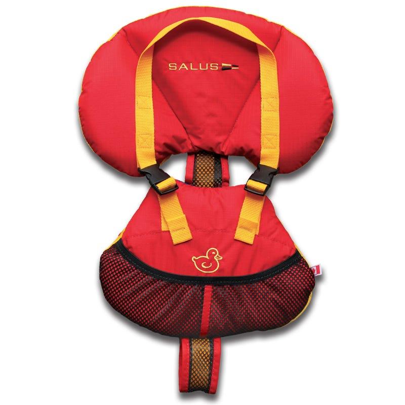 Baby Vest Salus Bijoux Red