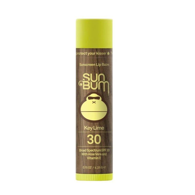 Baume à Lèvres Sun Bum-Lime