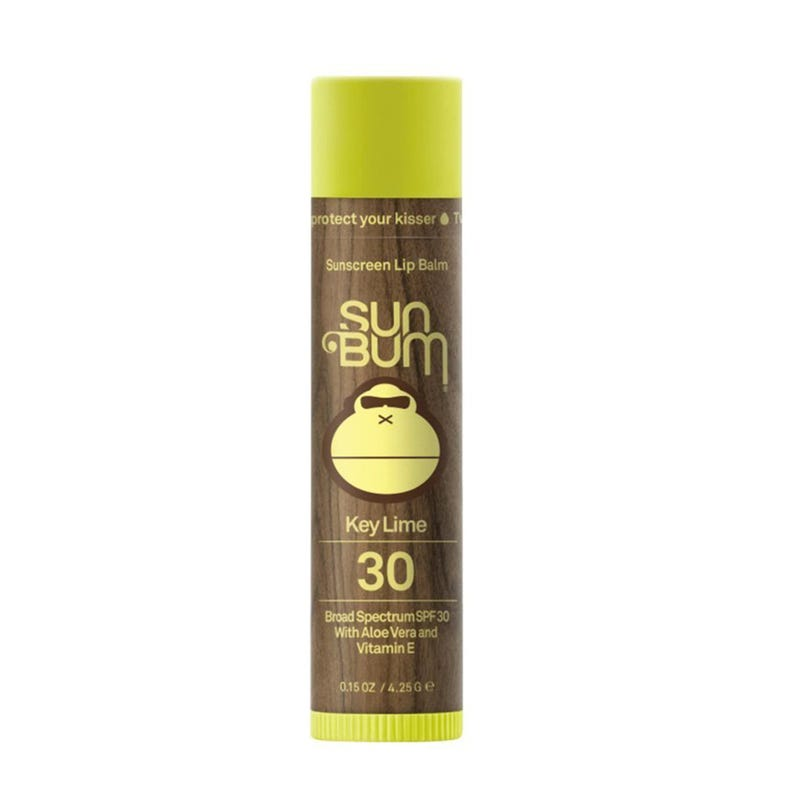 Sunscreen Lip Balm SPF 30 - Key Lime