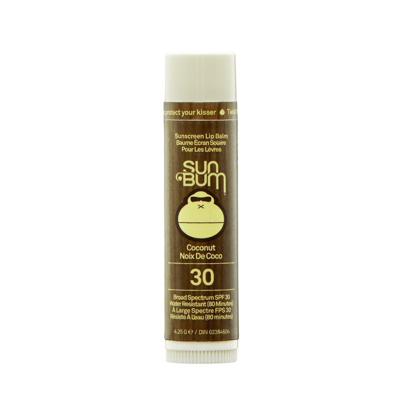 Sunscreen Lip Balm SPF 30 - Coconut