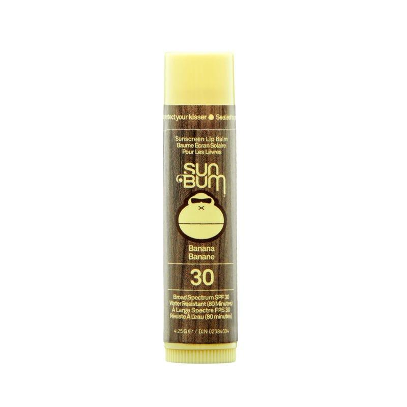 Sunscreen Lip Balm SPF 30 - Banana