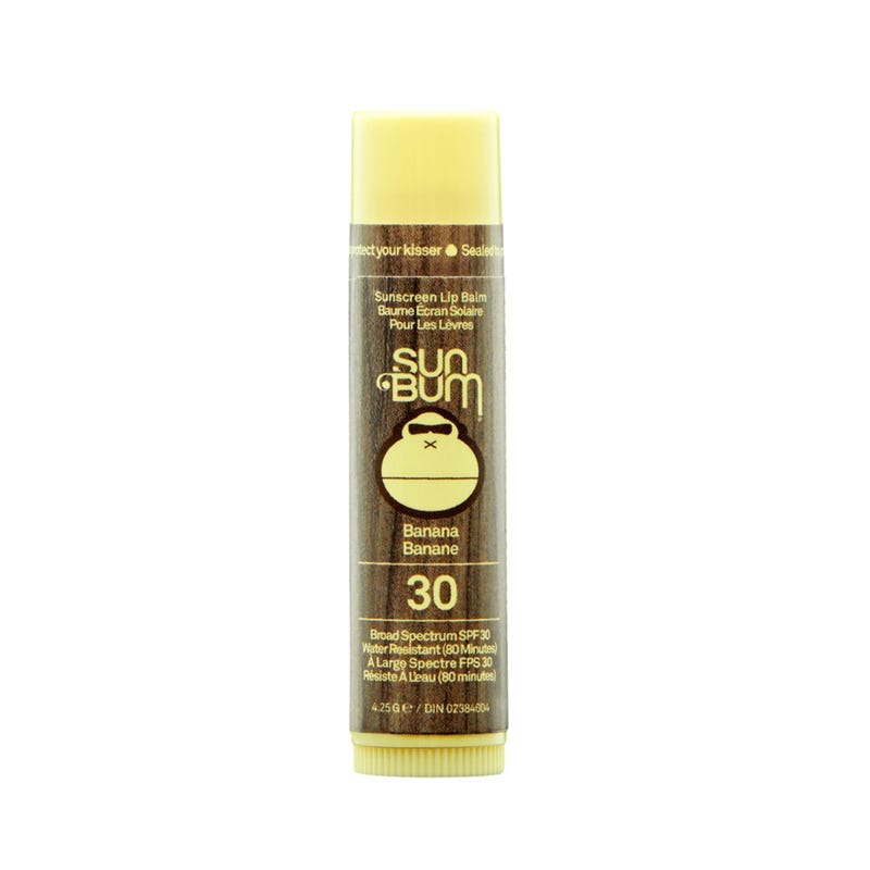 Sunscreen Lip Balm SPF 30 - Banana