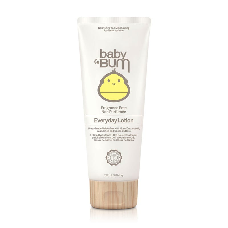 Baby Bum Everyday Lotion Fragrance Free