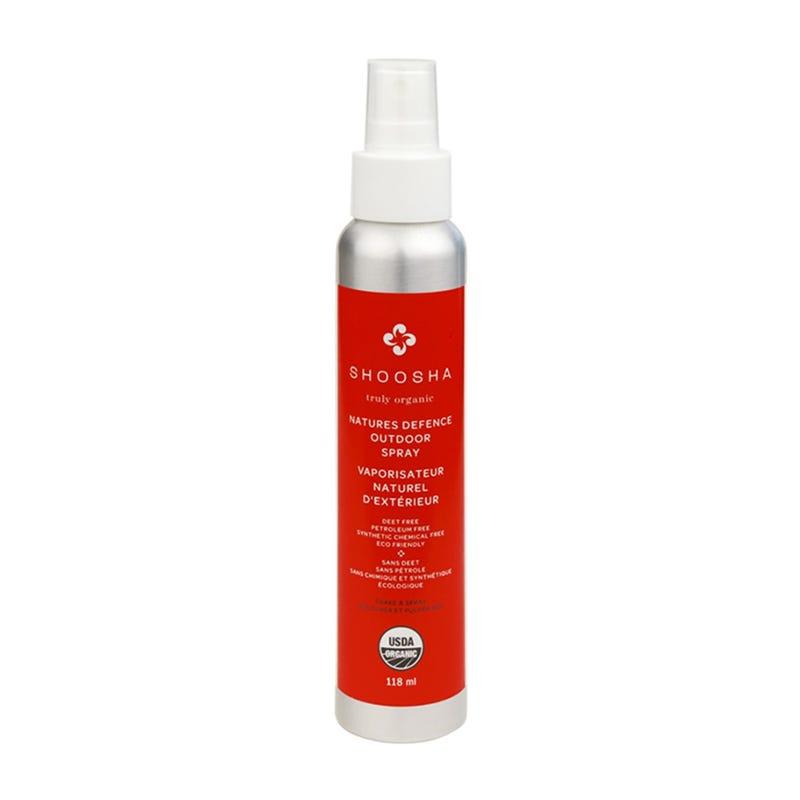 Vaporisateur Spray d'Été Biologique - Citron / Eucalyptus
