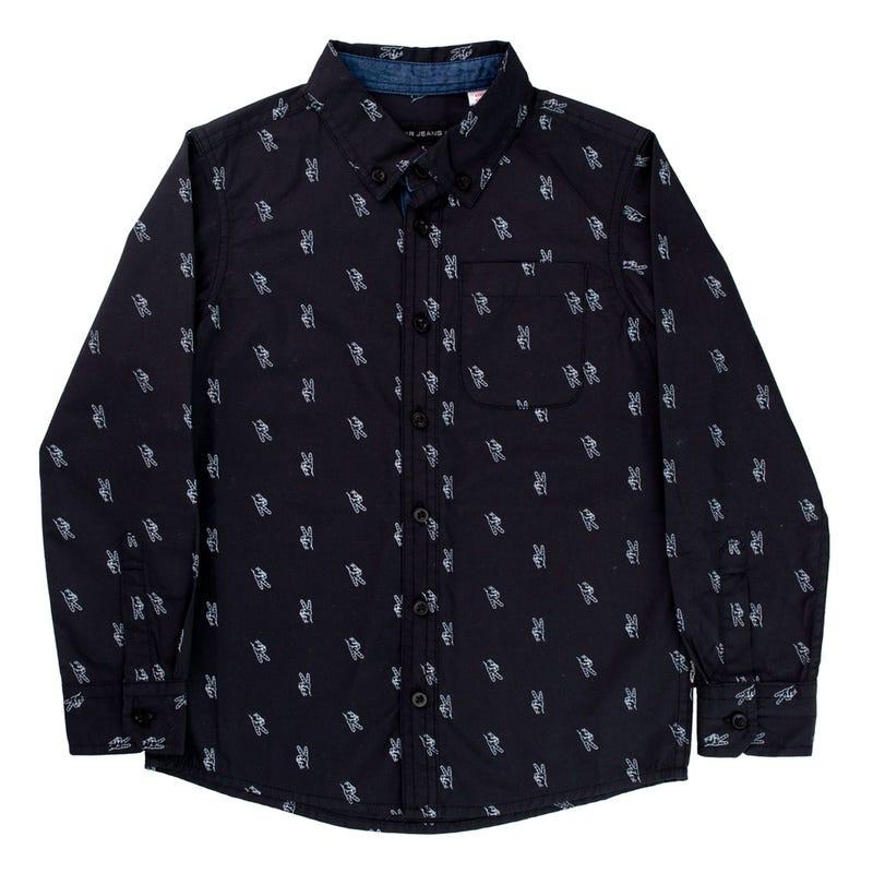 Peace L/S Shirt 4-7