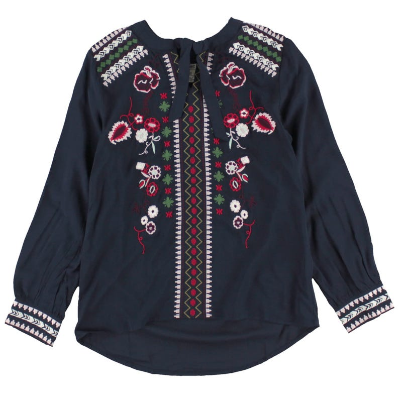 Embroidery Tunic 7-16y