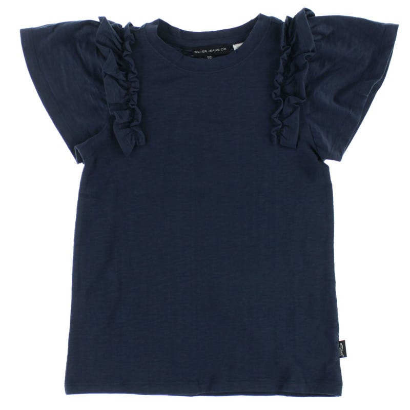 T-shirt Manche Volant 4-6X