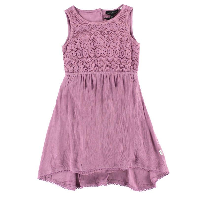 Lace Dress 7-16y