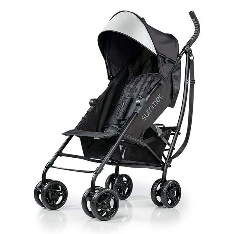 Stroller 3D-Lite - Jet Black