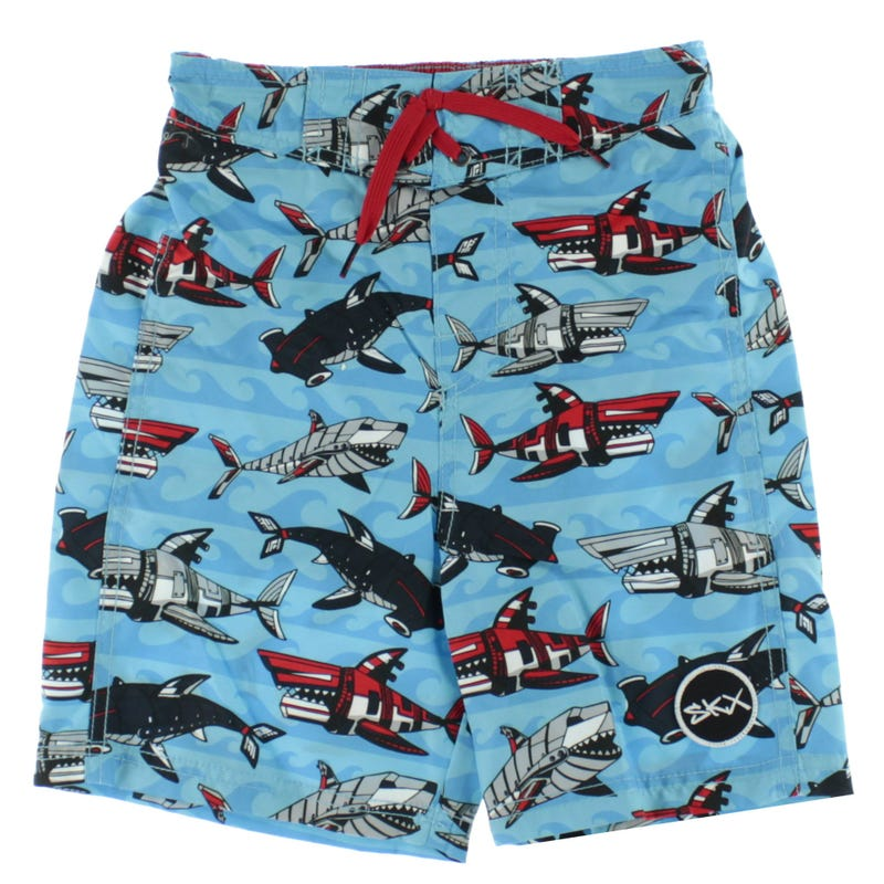 Maillot Short Requin 8-16ans