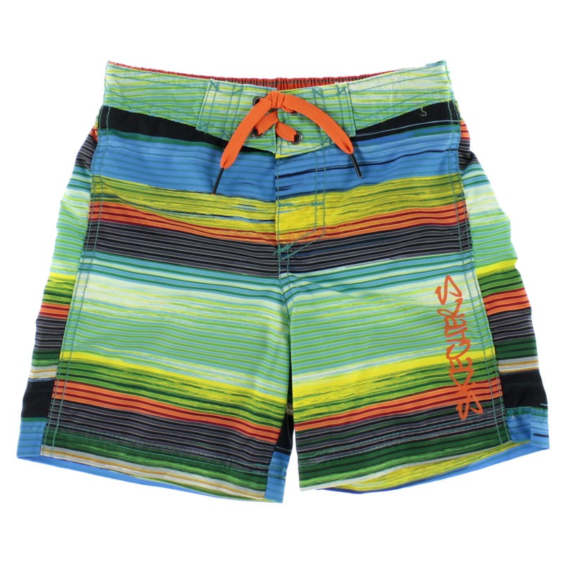 Striped Boardshort 4-7y