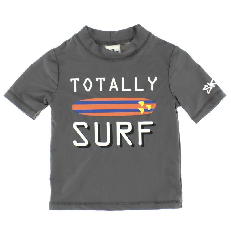 T-Shirt Maillot Surf 4-7ans
