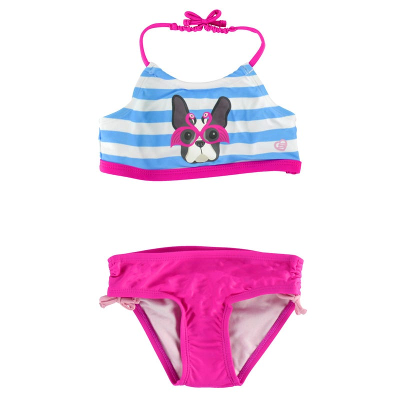Bikini UV Chien 2-4