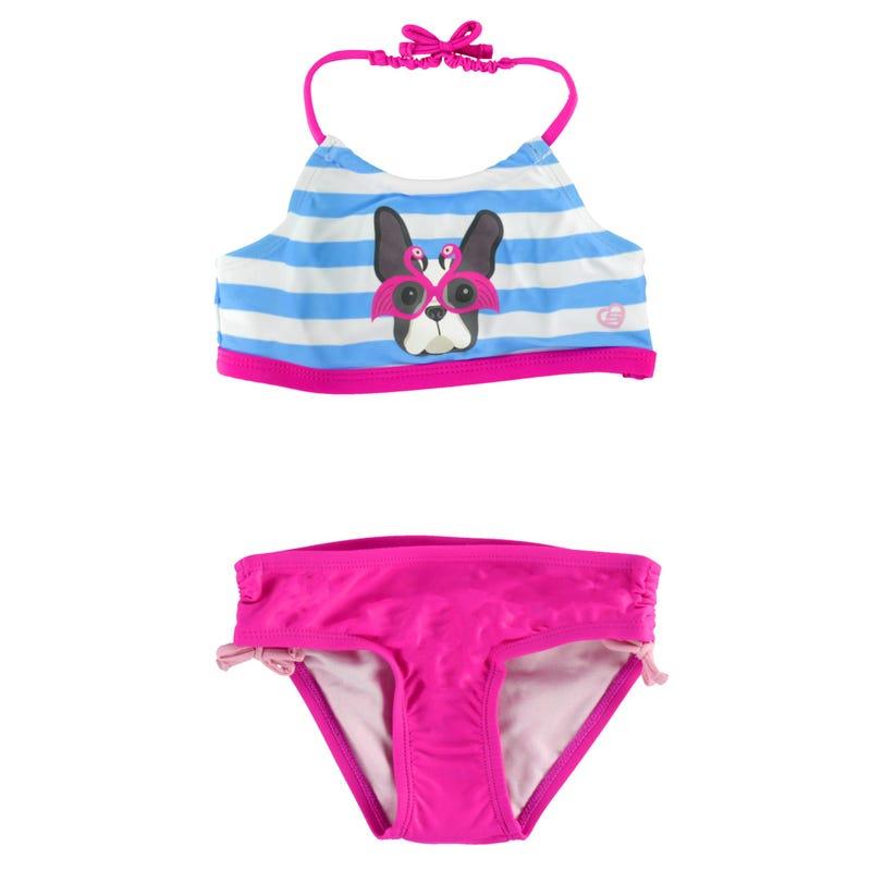 Bikini UV Chien 4-6X