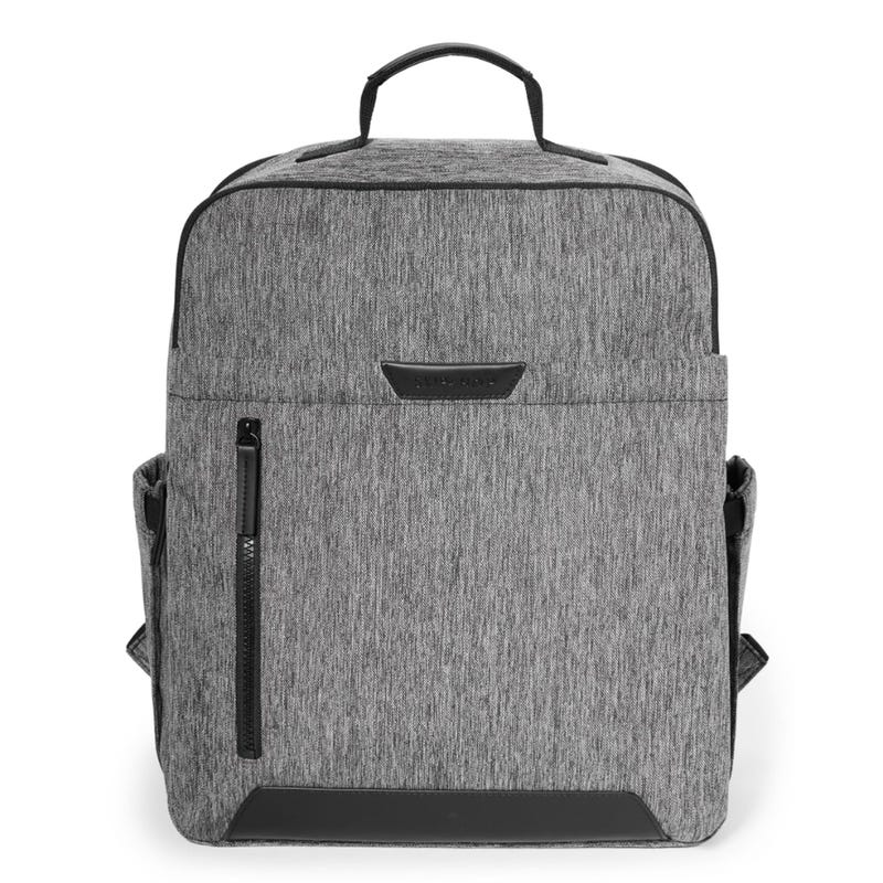 Baxter Diaper Bag - Grey