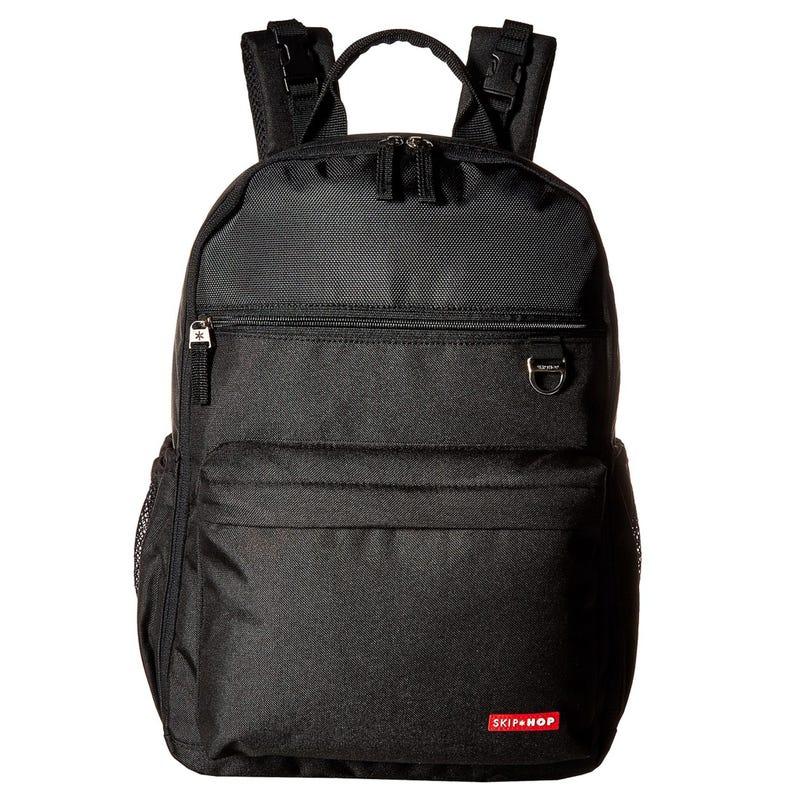 Duo Diaper Backpack - Black
