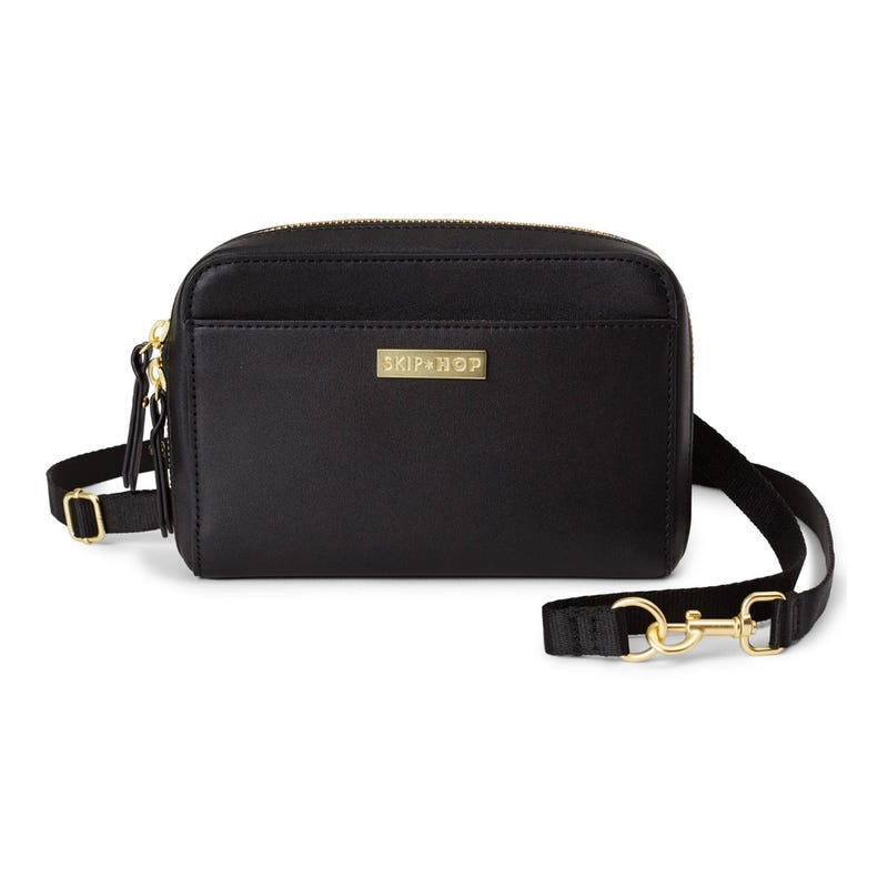 Greenwich Convertible Hip Pack - Black