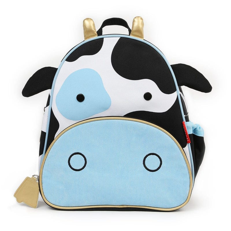 Zoo Little Kid Backpack - Cow