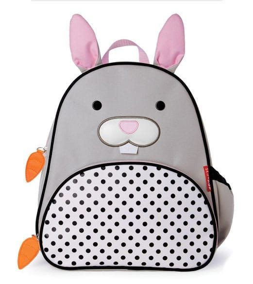 Zoo Little Kid Backpack - Rabbit