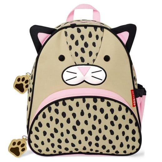 Zoo Little Kid Backpack - Leopard