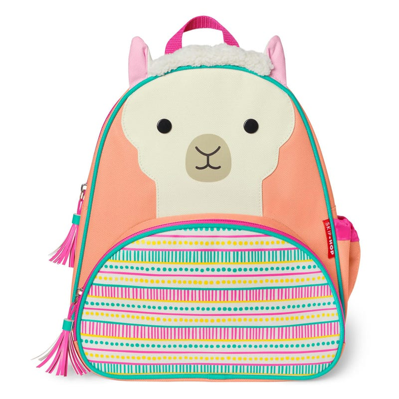 Zoo Little Kid Backpack - Llama