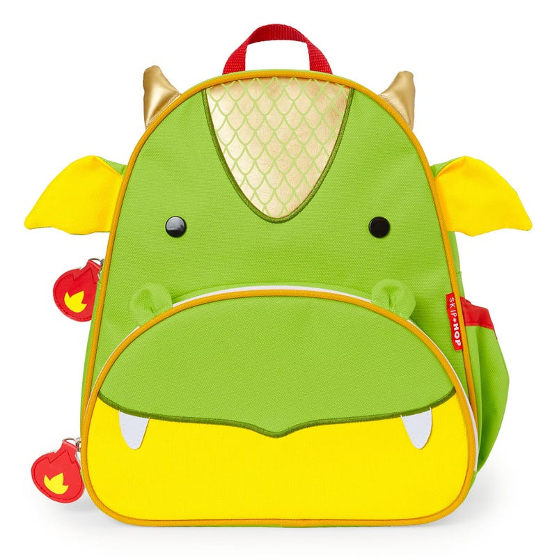 Zoo Little Kid Backpack - Dragon