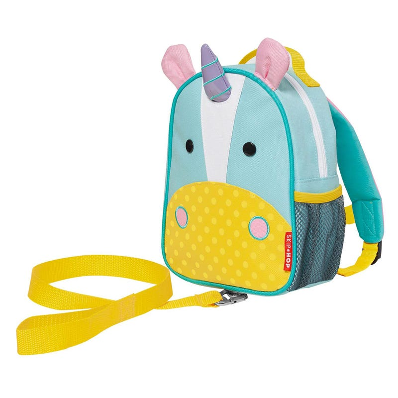 Zoo Safety Harness Backpack - Unicorn