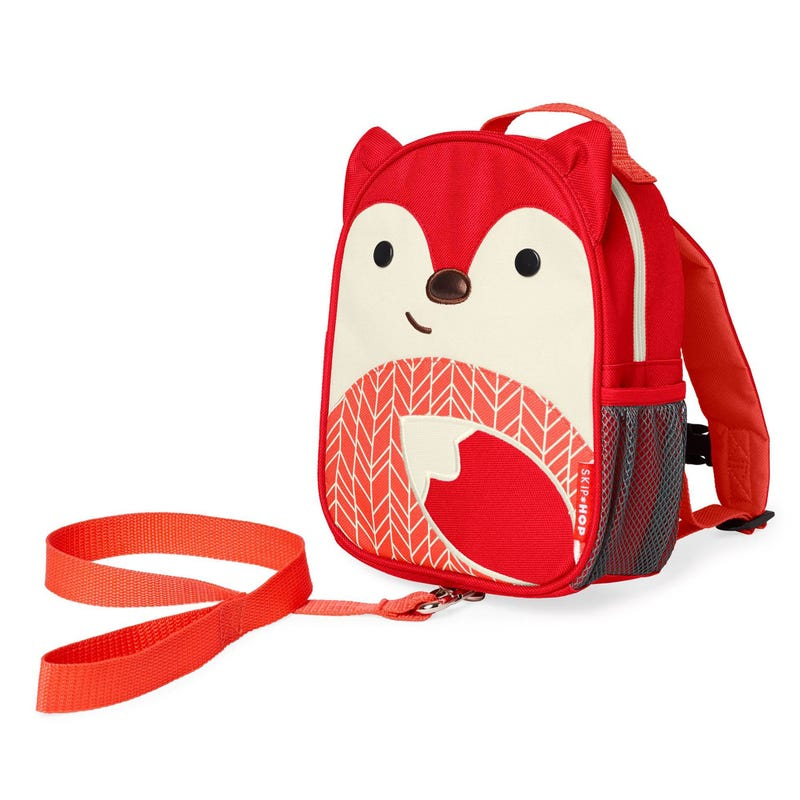 Zoo Safety Harness Backpack - Fox