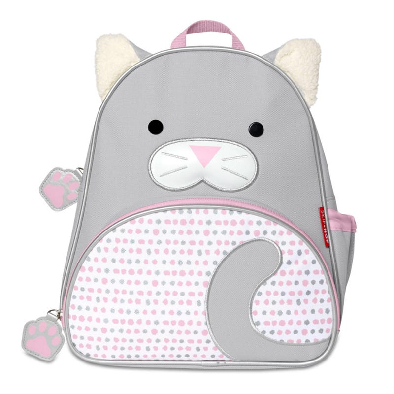 Zoo Infant Backpack - Cat