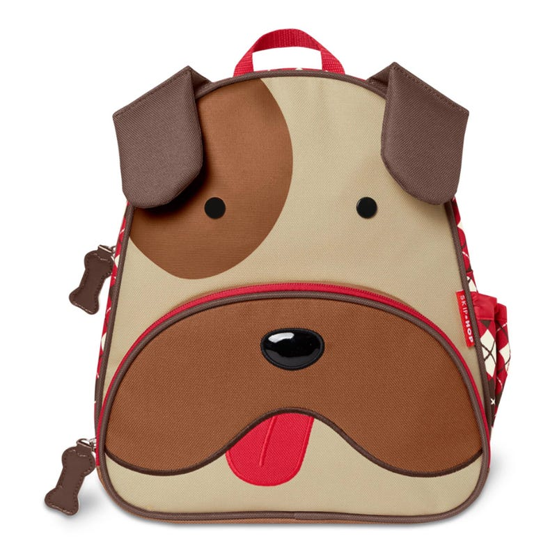 Zoo Infant Backpack - Dog