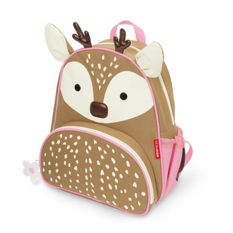 Zoo Little Kid Backpack - Deer