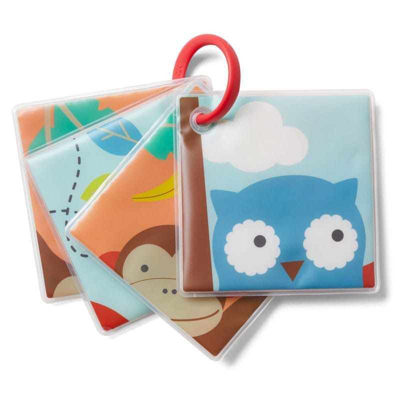 Zoo Count and Play Bath Puzzle - Monkey