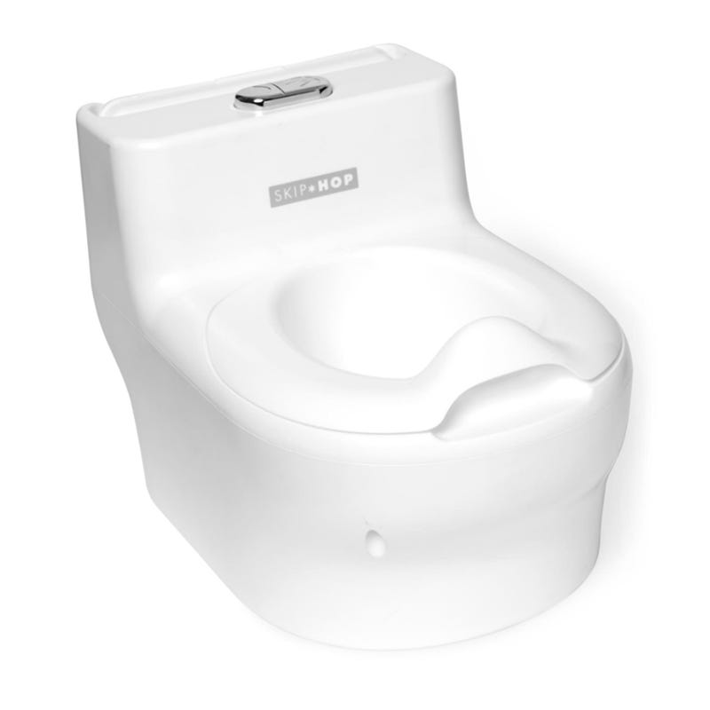 Made for Me Potty - White