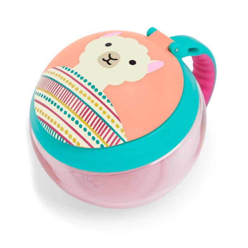 Zoo Snack Cup - Llama