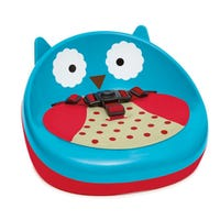 Zoo Booster Seat - Owl