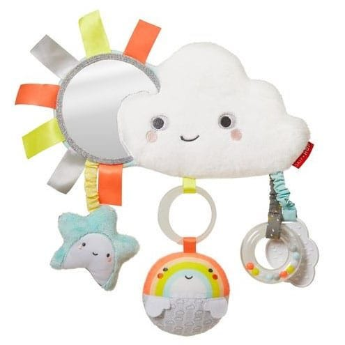 Silver Lining Cloud  Stroller Toy