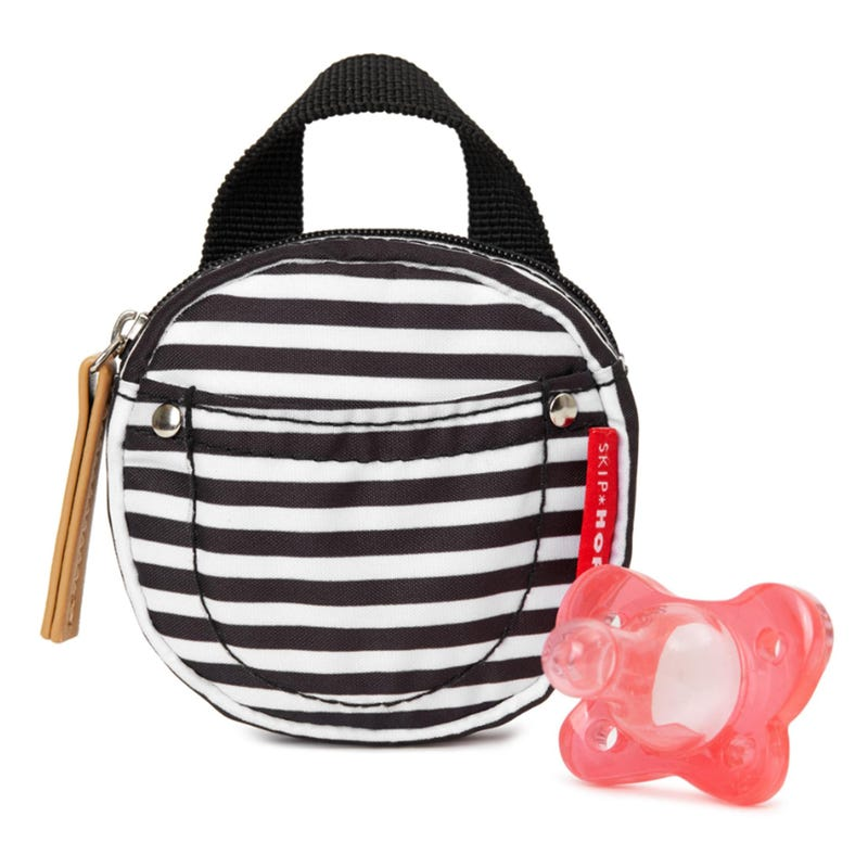 Paci Pocket Black And White