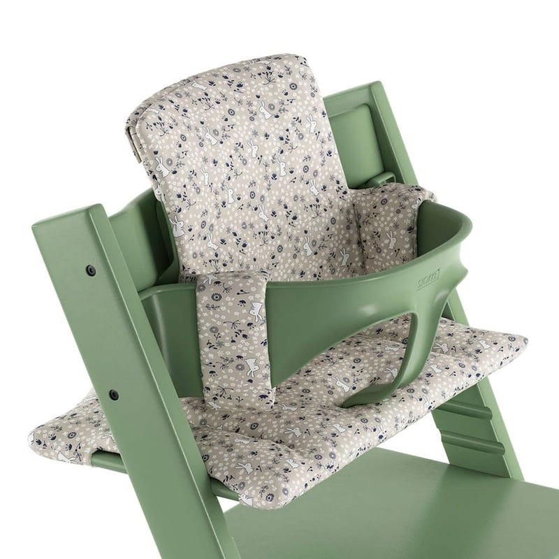Cushion for Tripp Trapp - Garden Bunny