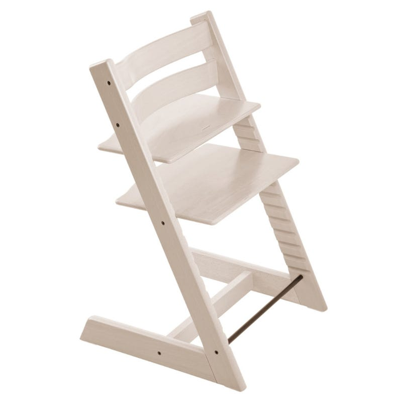 Tripp Trapp Chair - Whithewash
