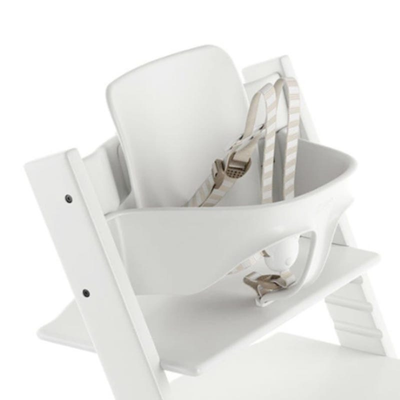 Baby Set for Tripp Trapp Chair - White