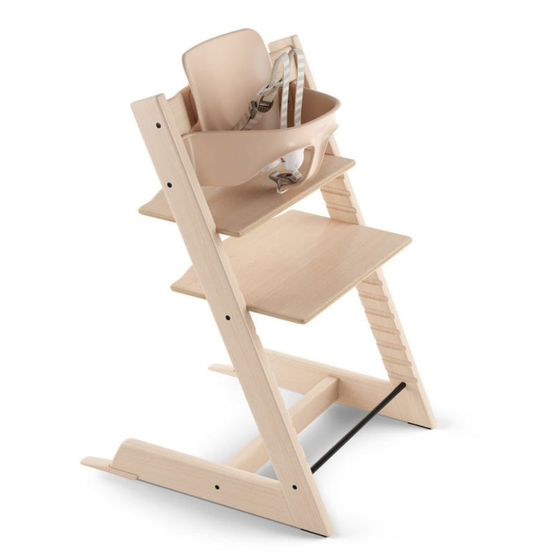 Tripp Trapp + Baby Set - Natural