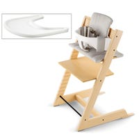 Tripp Trapp Highchair Complete - Natural