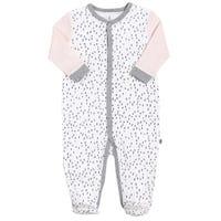 Pyjama Pois Prématuré 3-5 Lb