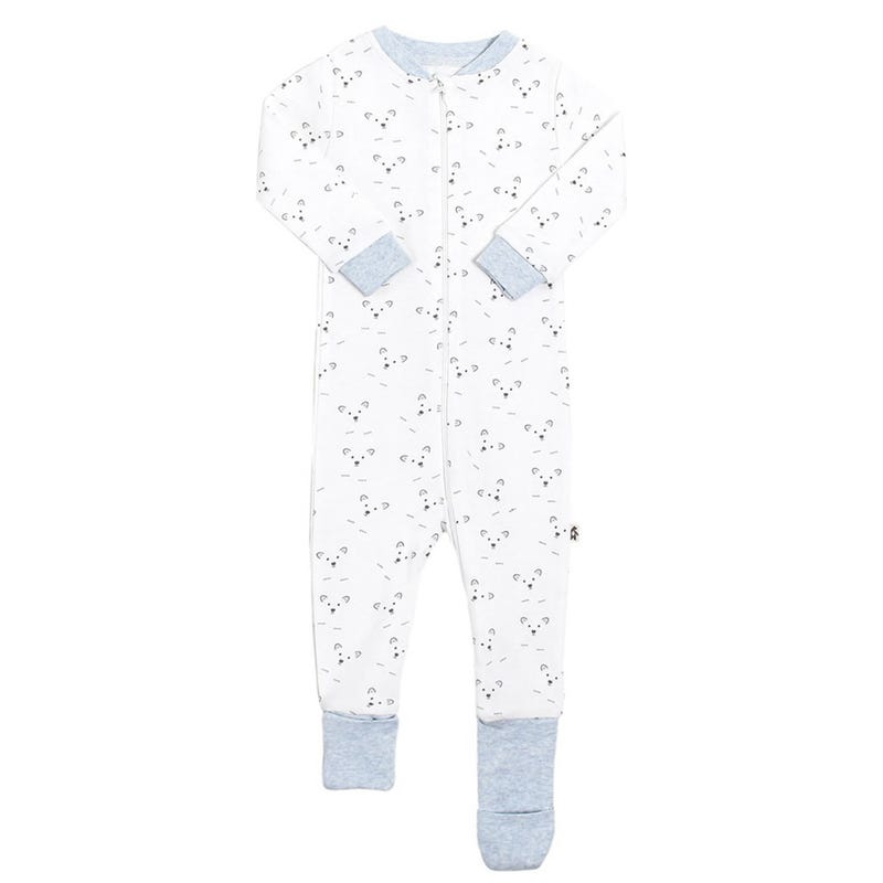 Pyjama Évolutif Imprimé Ourson 12-24mois
