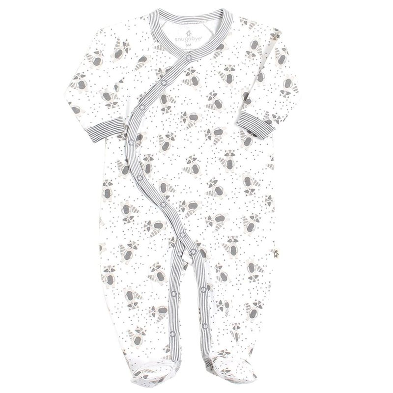 Pyjama Kimono Raton 0-9mois