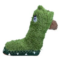 Green Slip Sock